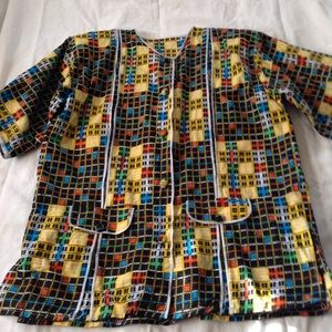 Beautiful African  Blouse